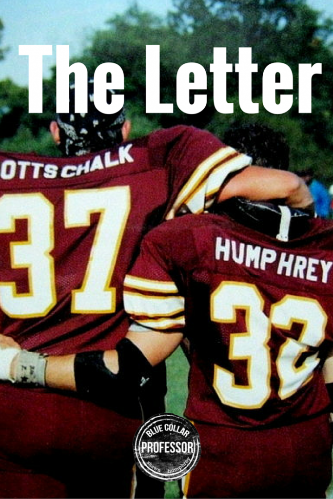 The Letter - p