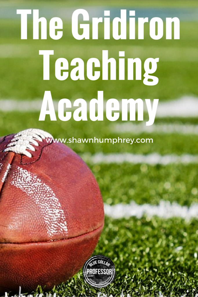 The Gridiron Teaching Academy - p